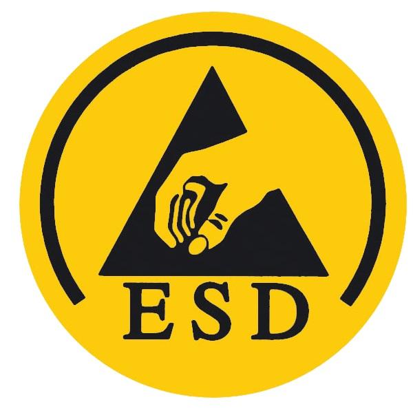 ESD védelem